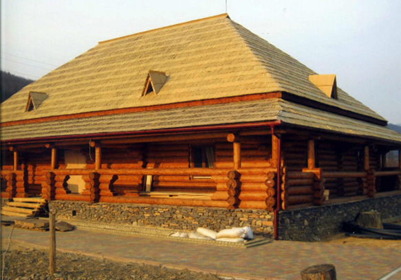Будівництво будинків з брусу в