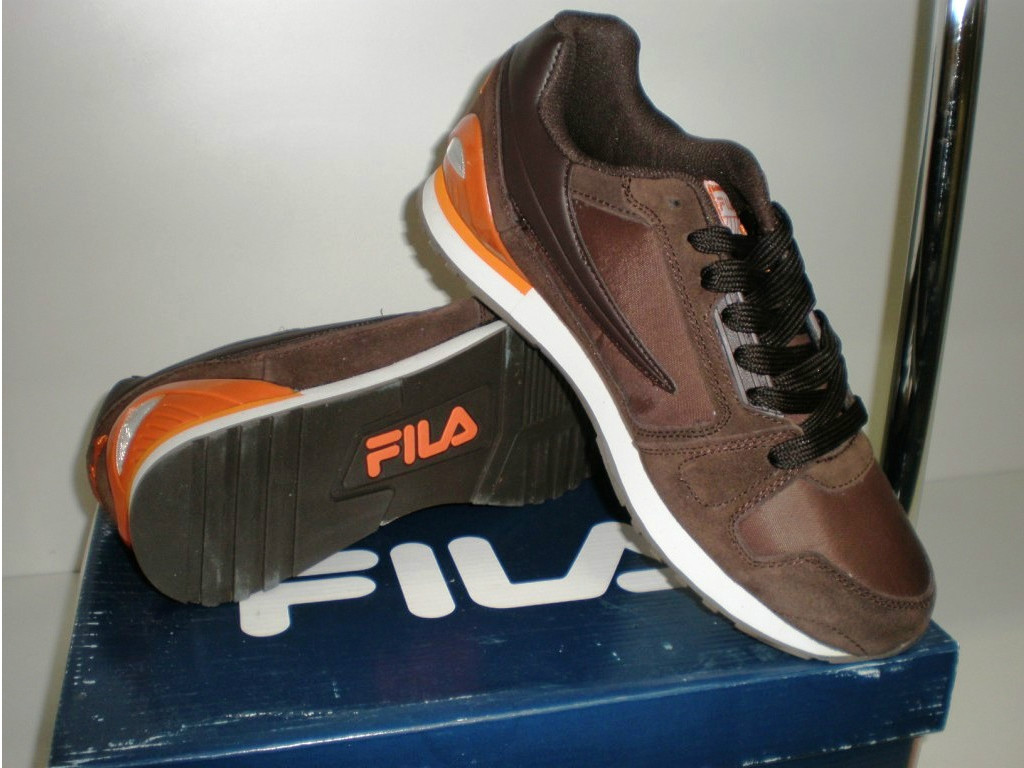 eced6238763c Fila - кроссовки сток. Обувь секонд-хенд - фото каталог, додавання ...