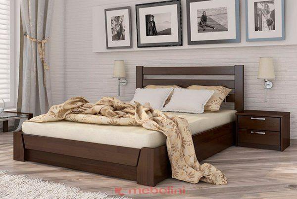 Оригинальные кровати из дерева