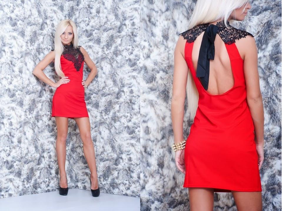 Короткое красное платье Dress Code цены   Коротке червоне плаття Dress Code  ціни 64b88fbc41517