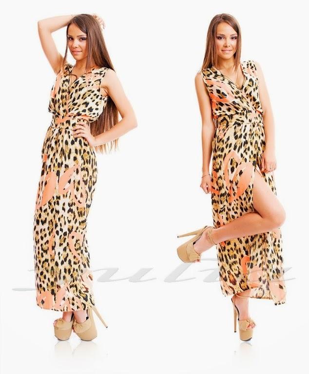 95fdb9f0416 Длинные летние платья от производителя Yulia   Довгі літні плаття від  виробника Yulia