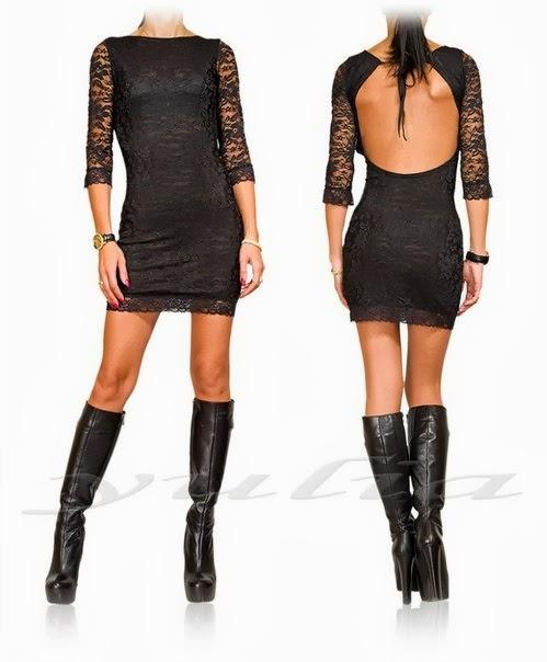 Гипюровое платье с открытой спиной Yulia цена   Плаття з гіпюру з відкритою  спиною Yulia ціна 2847ea57437ca