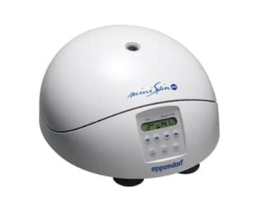 Мікроцентрифуга MiniSpin, виробництва EPPENDORF США)