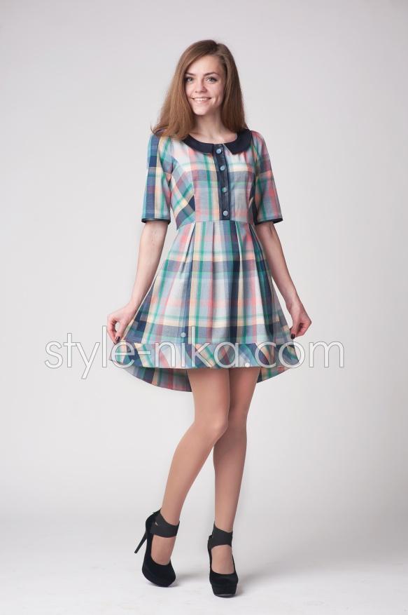 Молодіжне коротке плаття