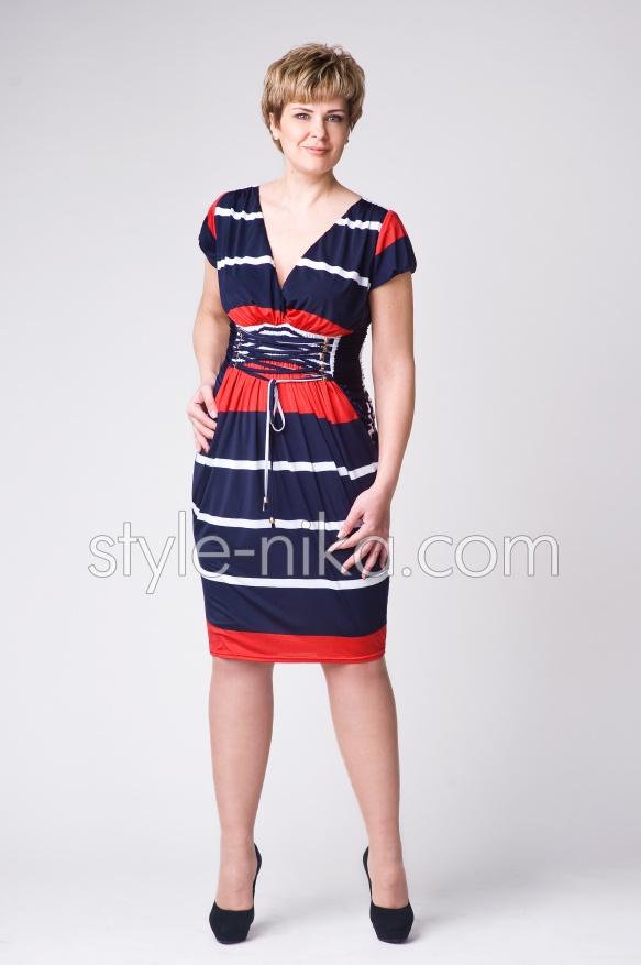 Жіноче плаття за коліно