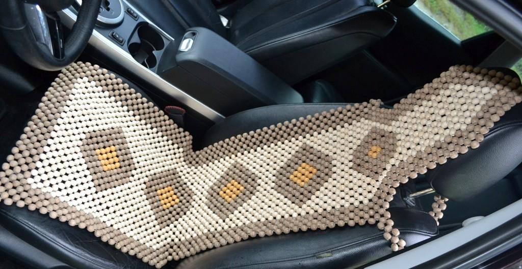 Как сделать массажер на сиденье автомобиля своими руками 98
