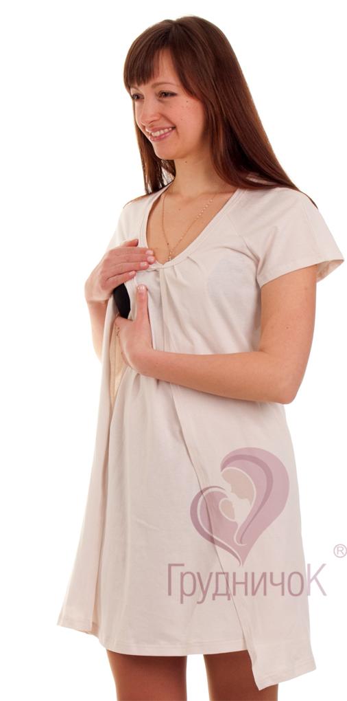 Ночная рубашка для беременных сшить 52
