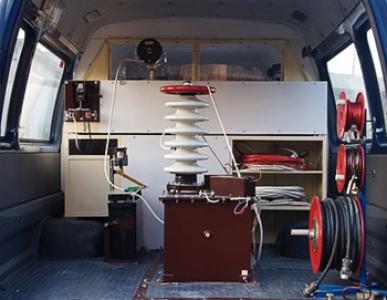 Электротехнические лаборатории передвижного типа: для чего они используются ...
