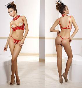 Еротичний комплект жіночої білизни ANAIS DORIS ціна 9fc729a491be6