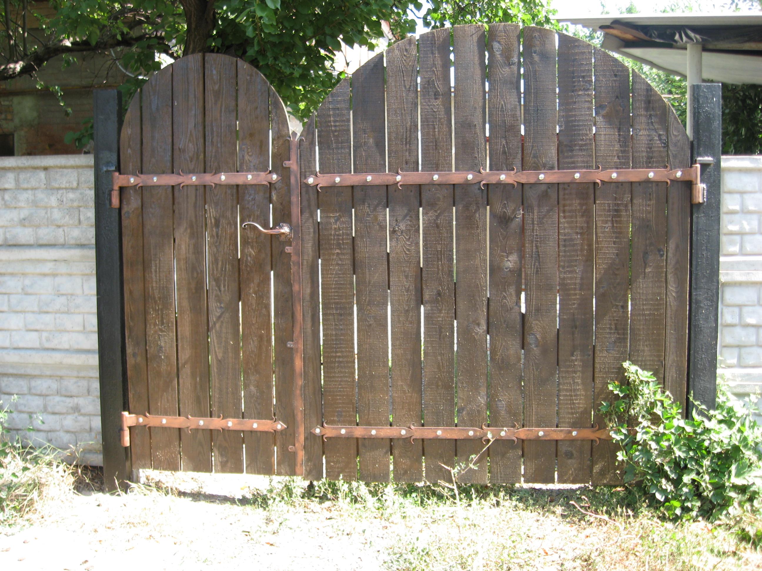 Купить в харькове калитку и ворота на дачу ворота откатные уфа