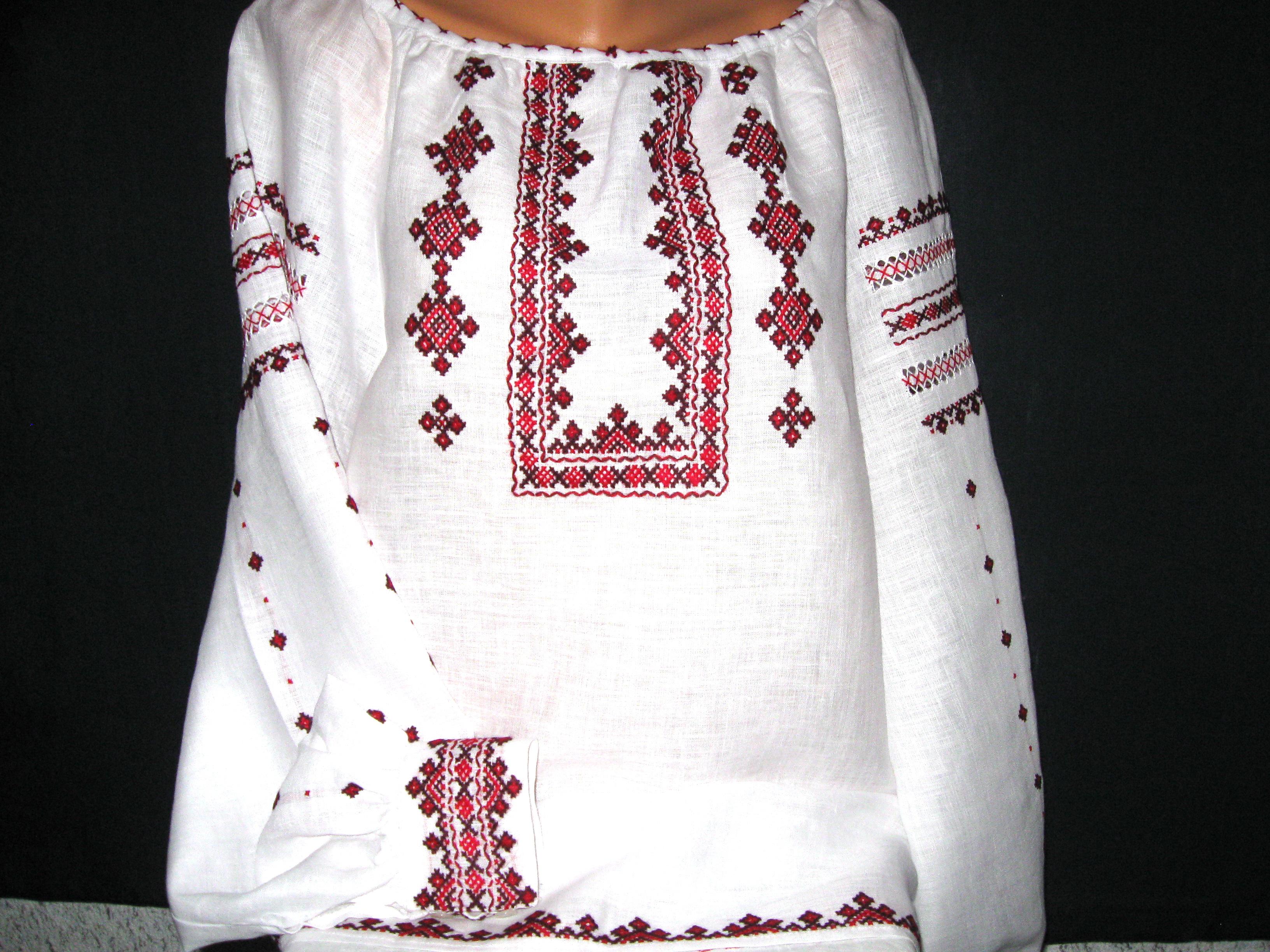 купити жіночу вишиванку в Черкасах ціна 76d3858a5d0ad