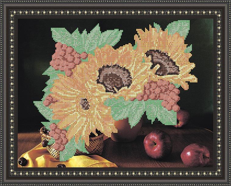 Производитель: ArtSolo (Украина) Категория: Схема на ткани для вышивания бисером Зашивка: Частичная Размер: 29х37 см...