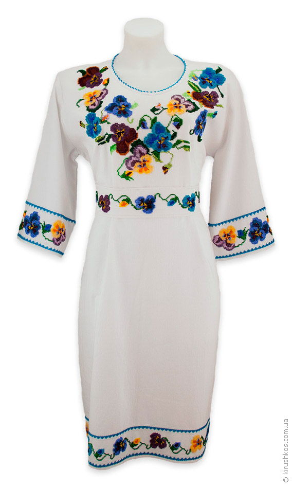 Яскраве плаття в квіточку 46140e5700048