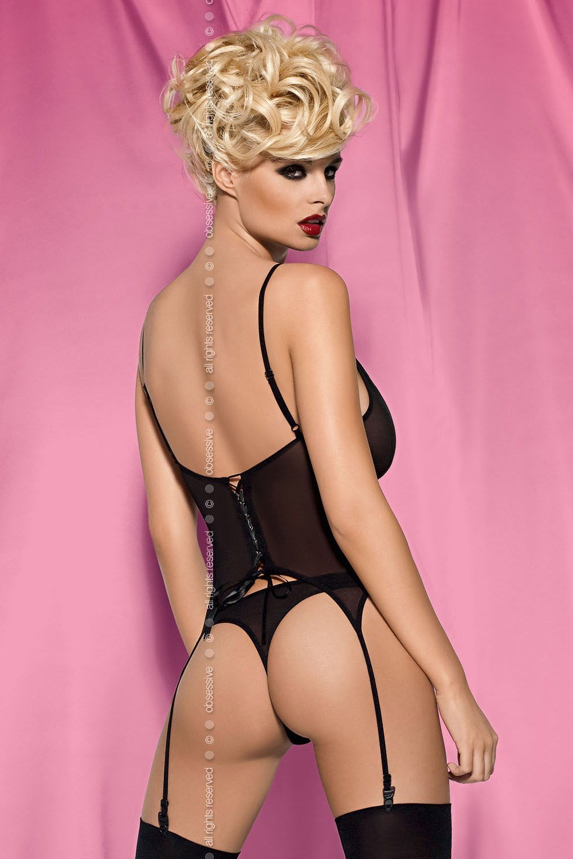 Еротичний корсет Obsessive Citygirl corset - Товари - Польська ... d266c6a9bad8b