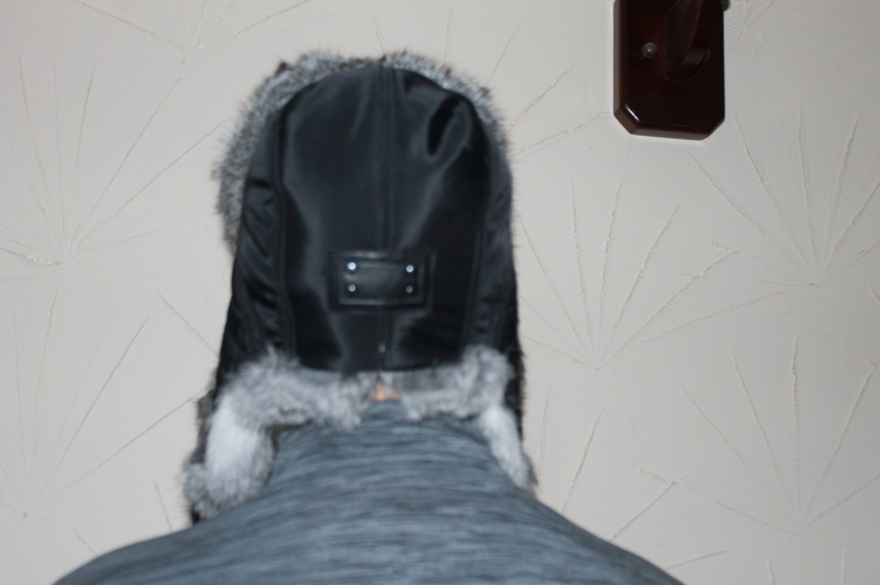21. Чоловіча кроляча шапка-вушанка - Товари - Шапки з натурального ... 105a806f7cc36