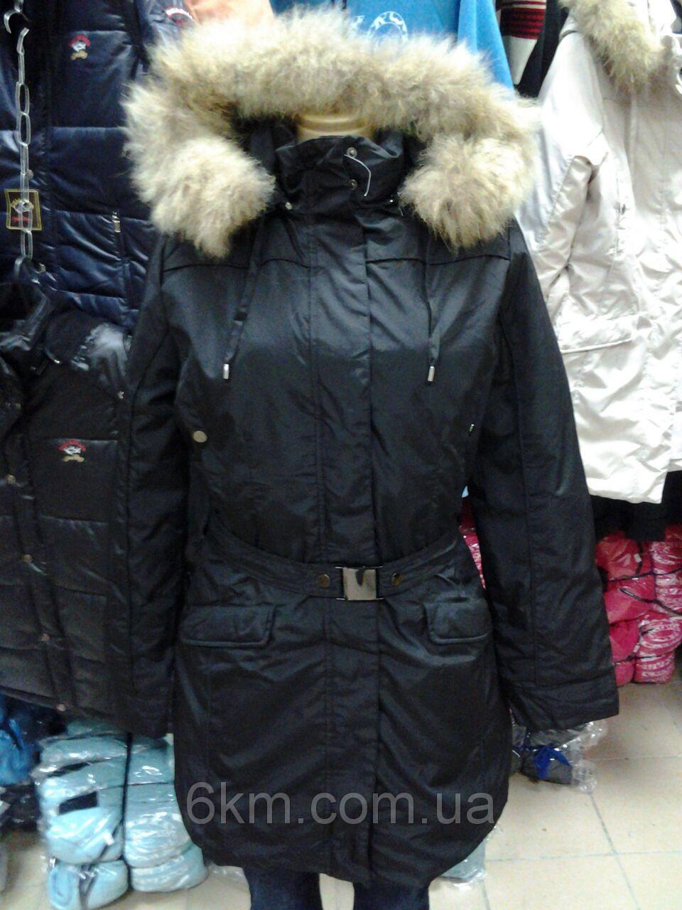Жіноча зимова куртка чорна оптом ціна a8d47f0ca3900