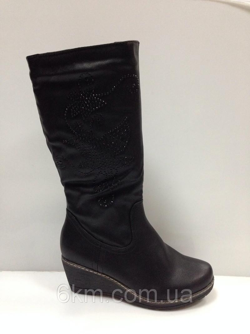 Зимові жіночі чоботи на хутрі оптом ціна 56f920481853e