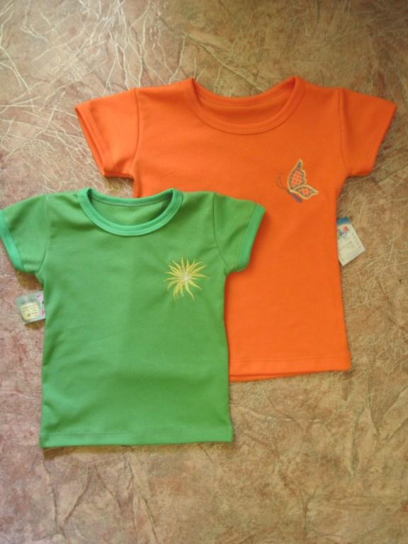 Дитячі футболки оптом. Футболка вишиванка для дівчаток ціна af99914028fcb