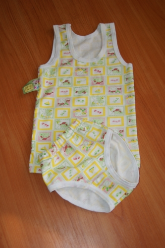 Дитяча нижня білизна оптом. Труси + майка ціна bbc89b15492e0