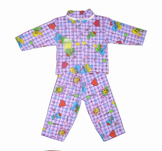 Дитячі піжами оптом. Піжама на гудзиках ціна 7a4a34a55e9d2