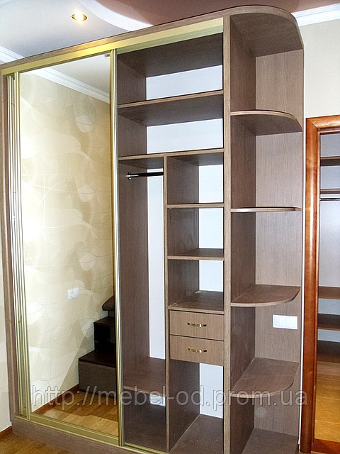 Фото: шкафы купе для прихожих. изготовление мебели, украина,.