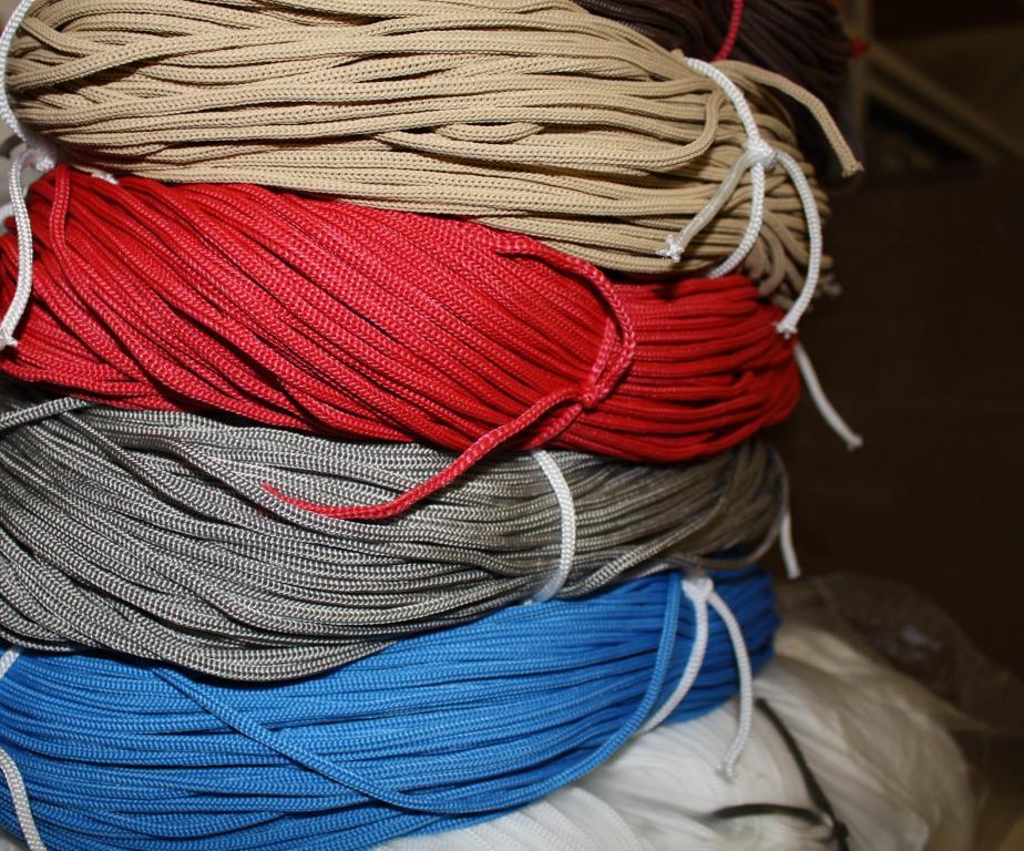 Пряжа канат для вязания 81