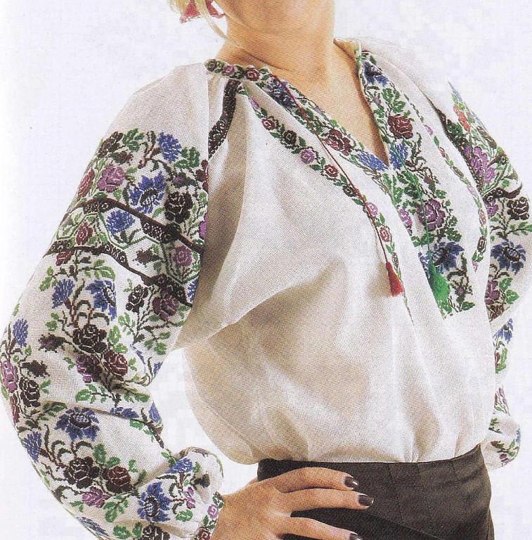 вишукана жіноча вишиванка ручної роботи ціна c735970272dea