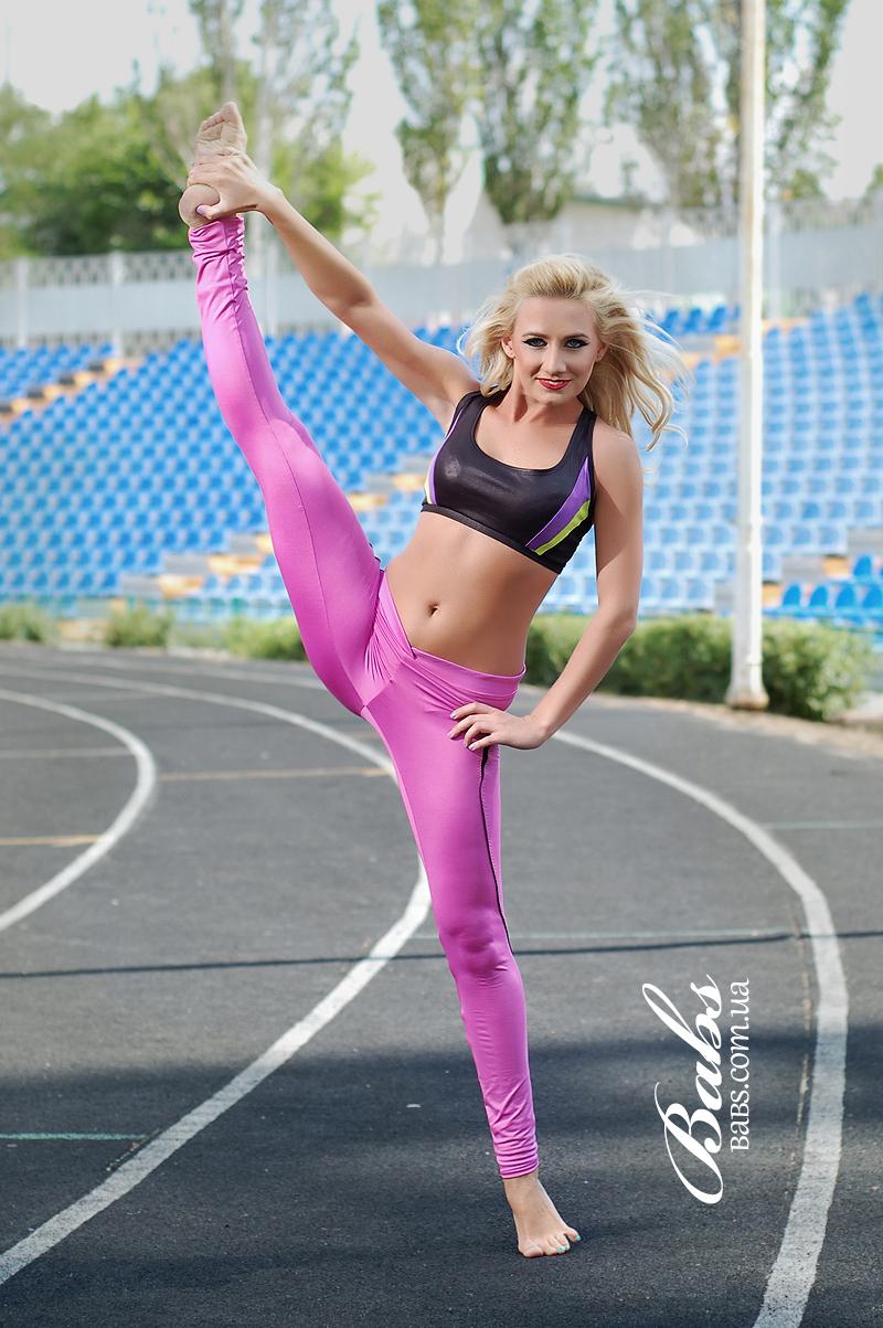 Женские лосины для фитнеса Wave (pink) - Товары - Платья в пол ... 83f22868d16