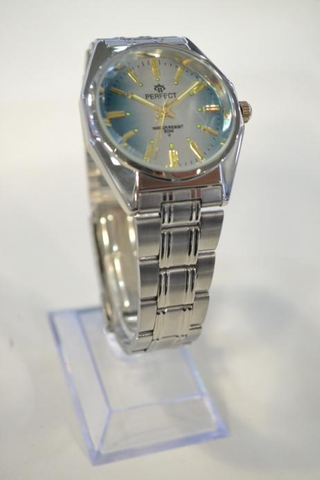 Наручные мужские часы Perfect с браслетом это оптимальное соотношение цены и качества