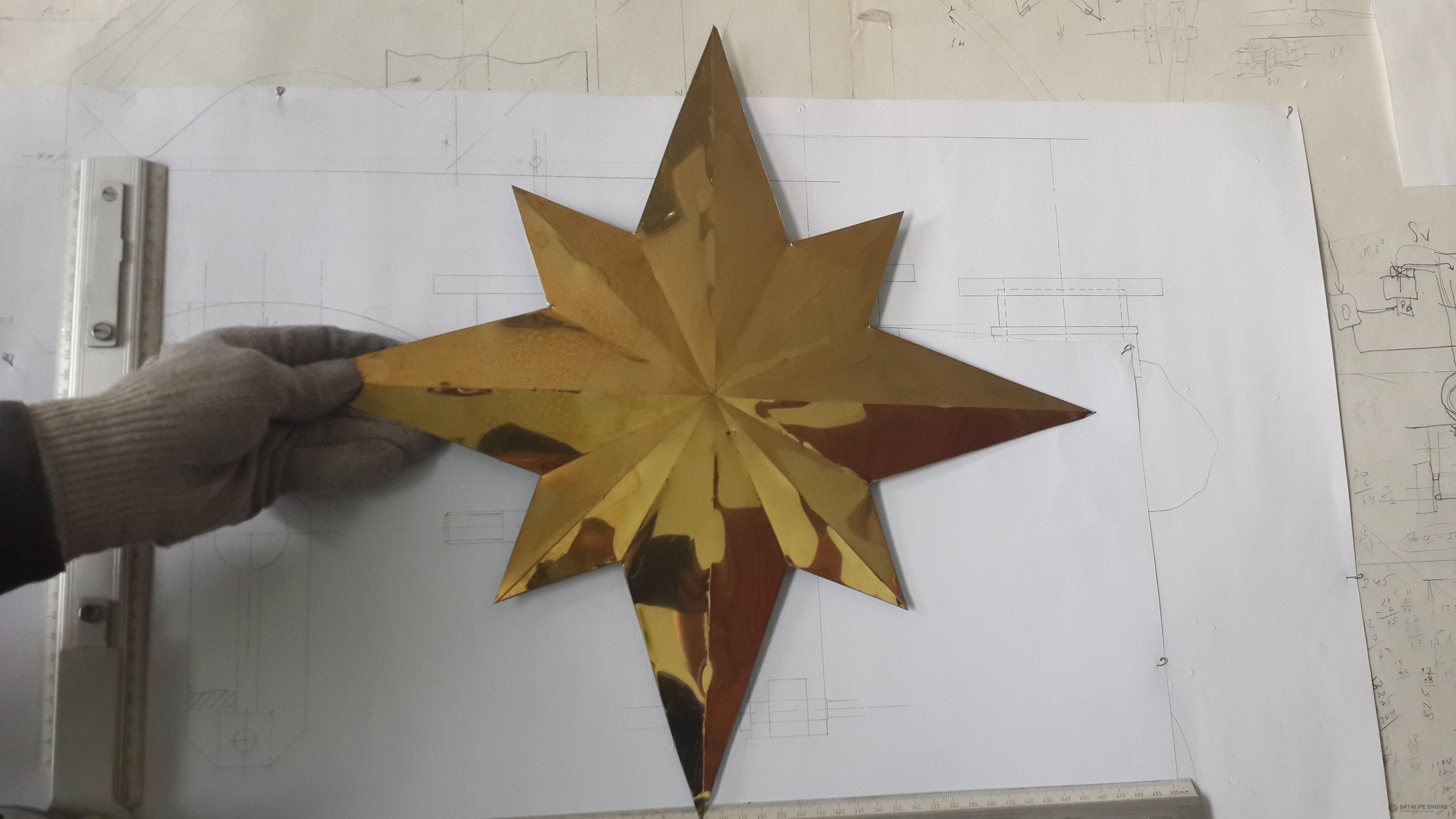 Как сделать звезду своими руками - Infoniac 70