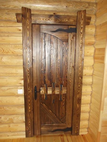 Как сделать обналичку двери из подручных материалов