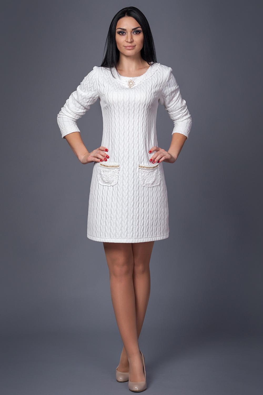 b61f27bccd8c7d Молодіжна тепла сукня 211 - Товари - Купити стильні сукні, молодіжні ...