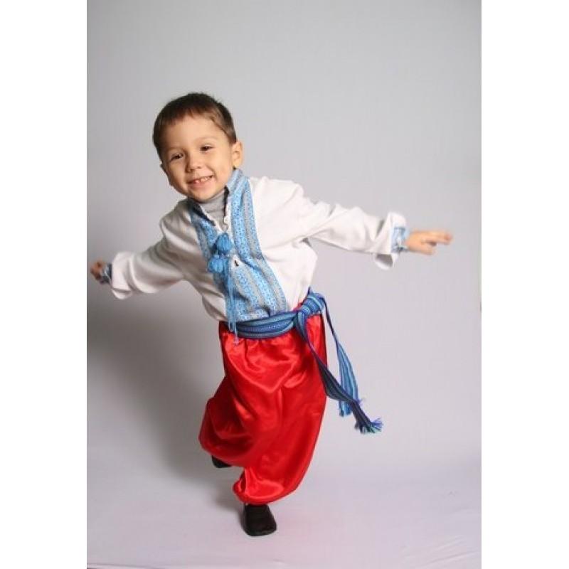 Український костюм для хлопчика 31921c4271117