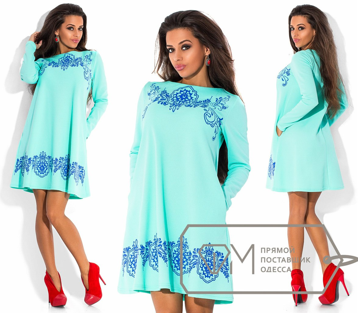 87b2e1e5f3ebeba Платье свободного покроя с фактурным накатом - Товары - Інтернет ...