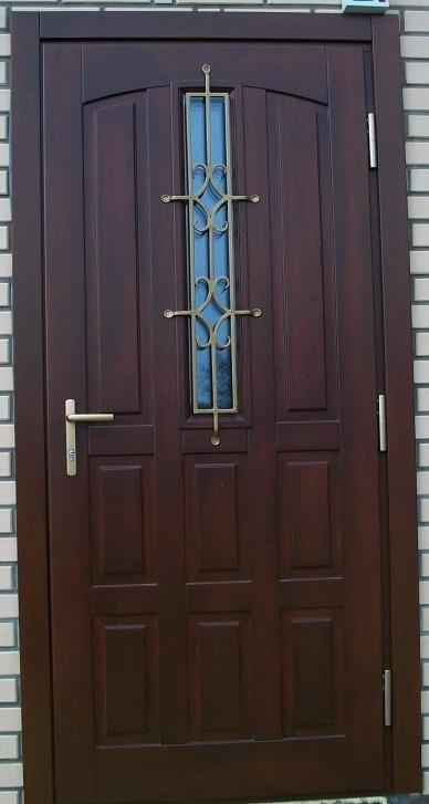 стальная дверь входная истра