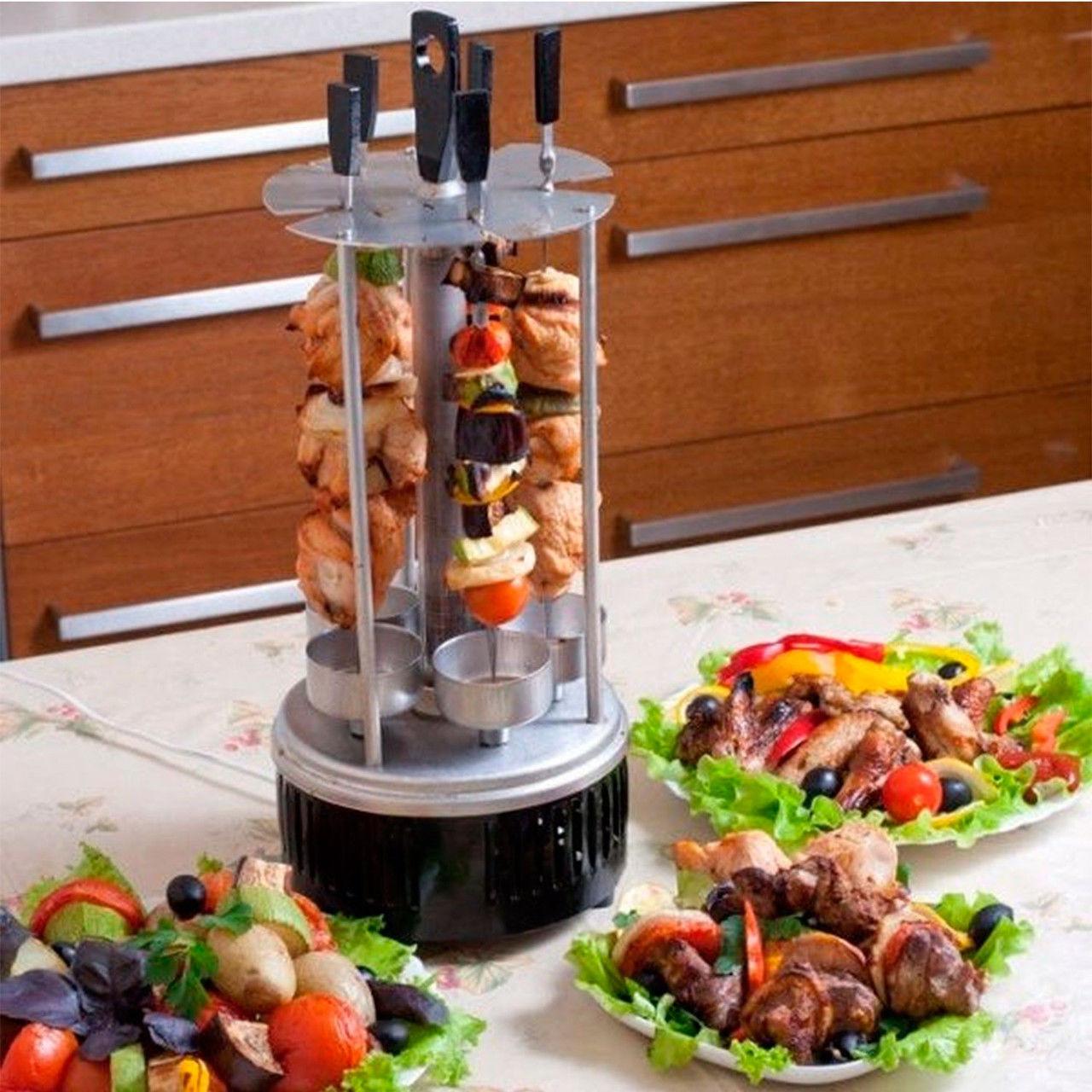 Шашлык в электрошашлычнице » Вкусно и просто. Кулинарные