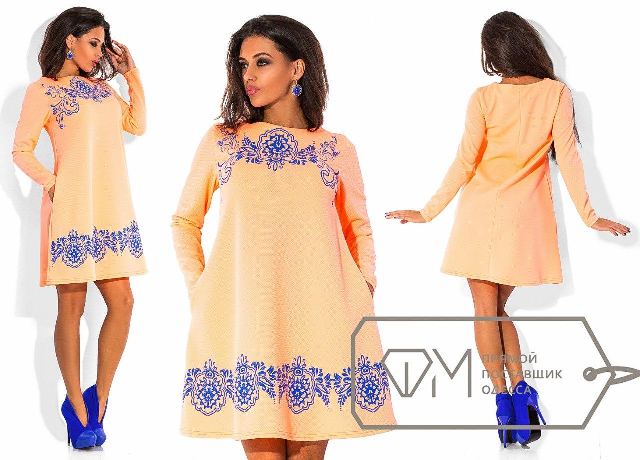2c7a6cac89748b8 Платье свободного покроя с фактурным накатом цена, купить. Платье ...