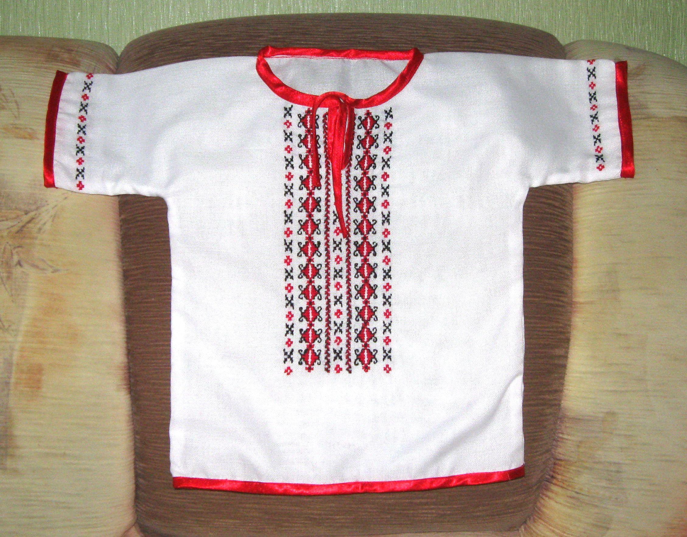 сорочка вишиванка ручної роботи для немовляти ціна fa32cb12f20be