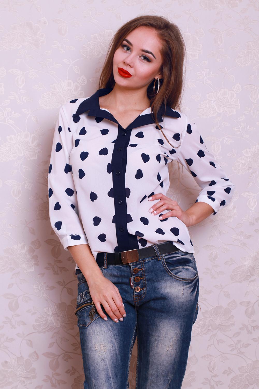 Стильные Блузки Рубашки В Москве