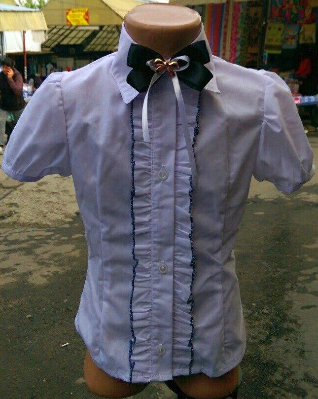 Шкільна сорочка для дівчаток ціна db7356a3a944a