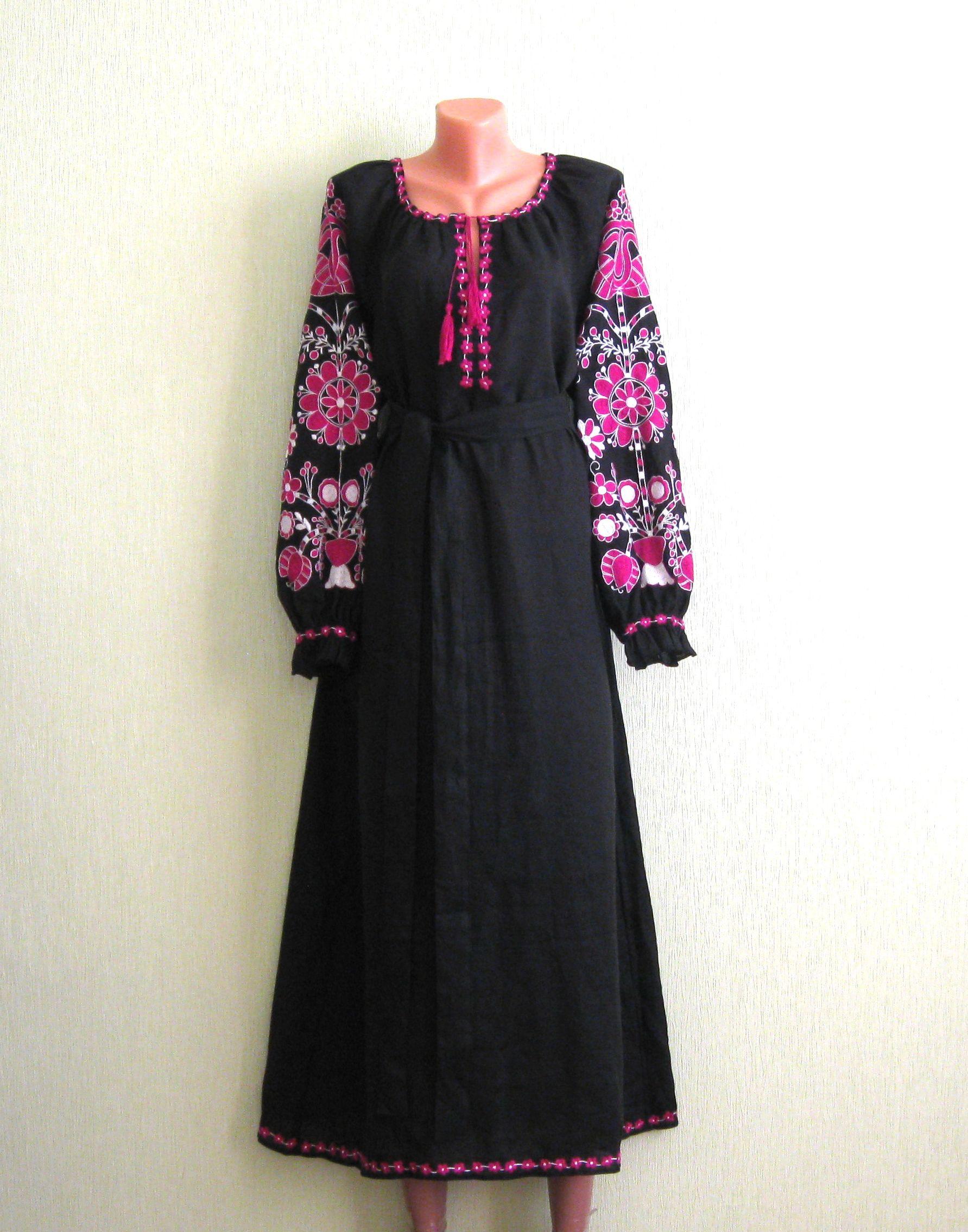 Сукня в стилі Віти Кін ручної роботи ціна e8e1c7477ad10