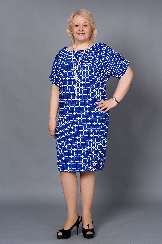 Жіноча сукня великого розміру М195 - Товари - Купити стильні сукні ... 986cac860e79b