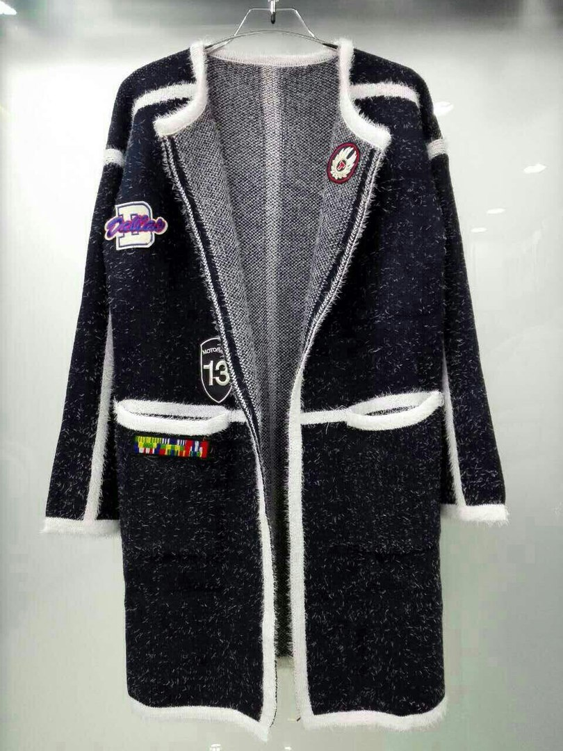 07492e0336660e Теплий жіночий кардиган Травичка - Товари - Купити стильні сукні ...