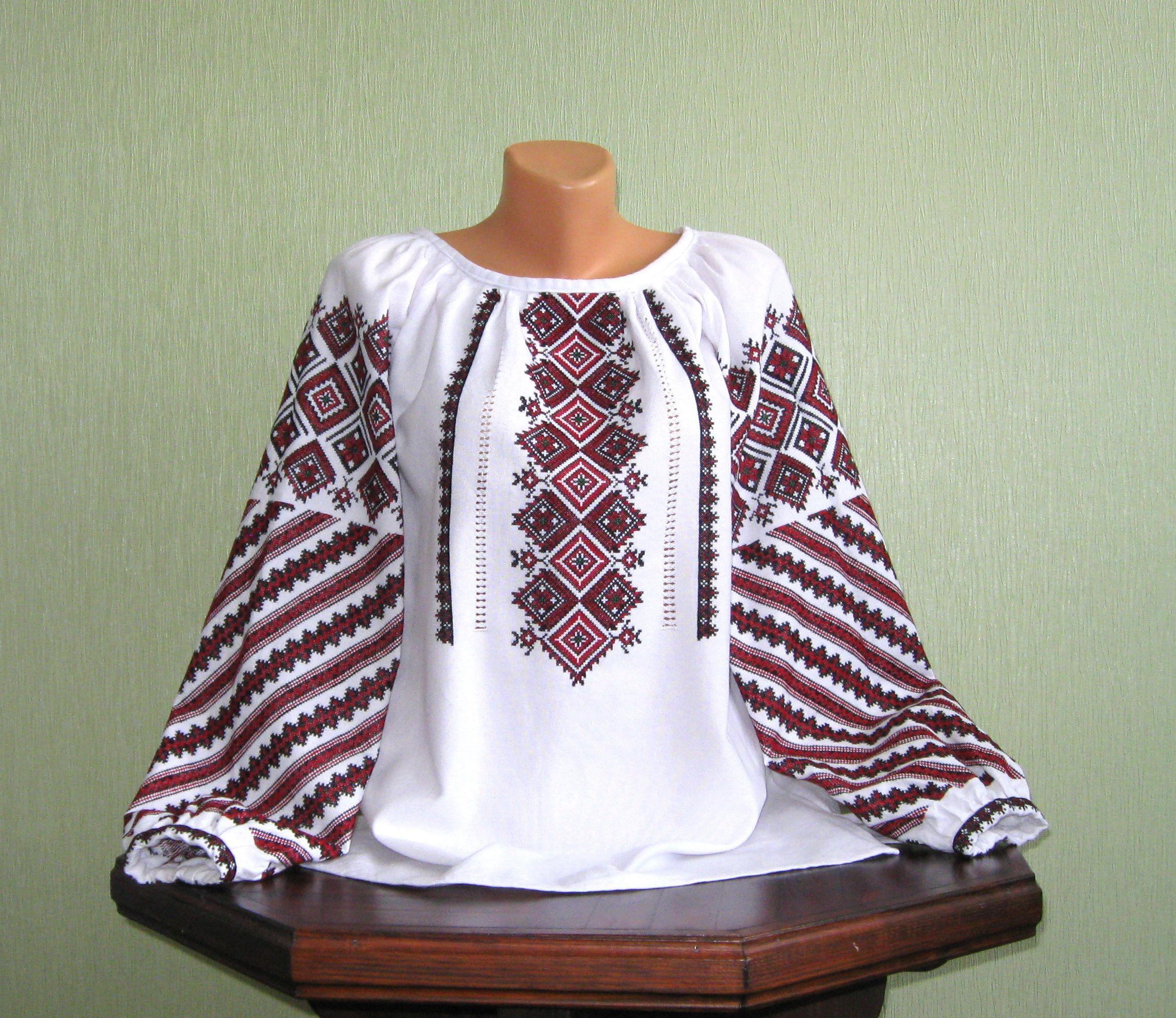 подільська вишиванка жіноча ручної роботи ціна e9d88d2108975