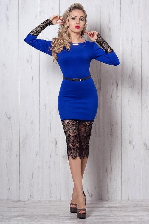 Святкове жіноче плаття 262 - Товари - Купити стильні сукні ... c488ee3c93f29
