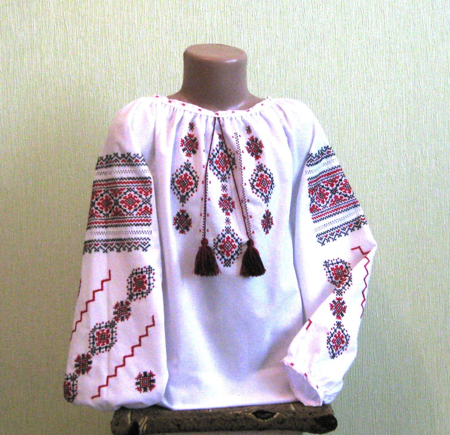 Вишиванка для дівчинки ручної роботи недорого ціна b1c707a498a6e