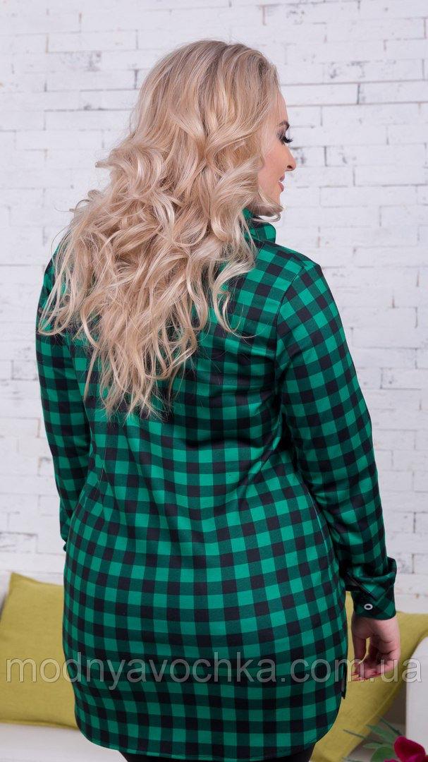 Модна жіноча сорочка великих розмірів - Товари - Інтернет-магазин ... ffae1f726bdb9