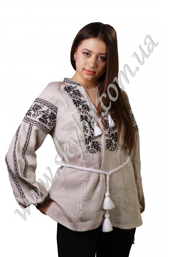 Жіноча вишита блуза СК2173 614386f4554f7