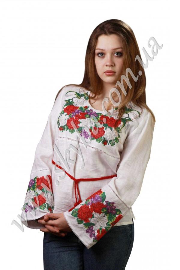 Блузки Вишиті Фото В Омске
