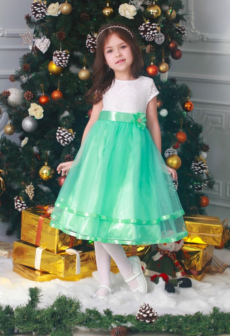 588842ae05f5112 Нарядное детское платье для девочки 023 - Товары - Купити стильні ...
